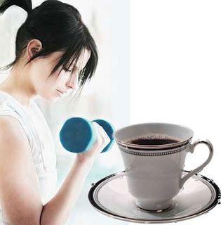 Ejercicio y café