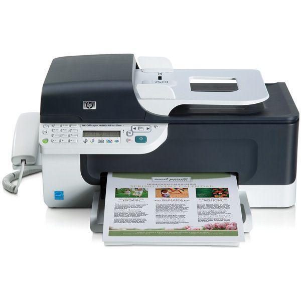 Video Impresora officejet de HP