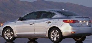 acura-ilx-hybridautomóvilecológico