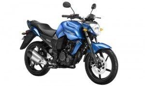 motocicleta yamaha fz16