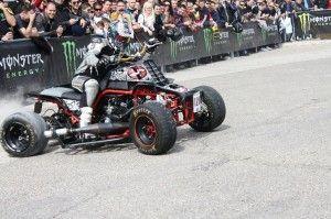 MotoMadrid 2012 - exhibicion quads