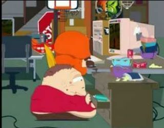 south park, carman adiccion a los video juegos, warcraft