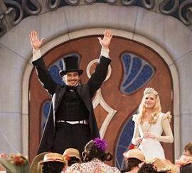 Estrenos de Cine:  Oz, un mundo de fantasía