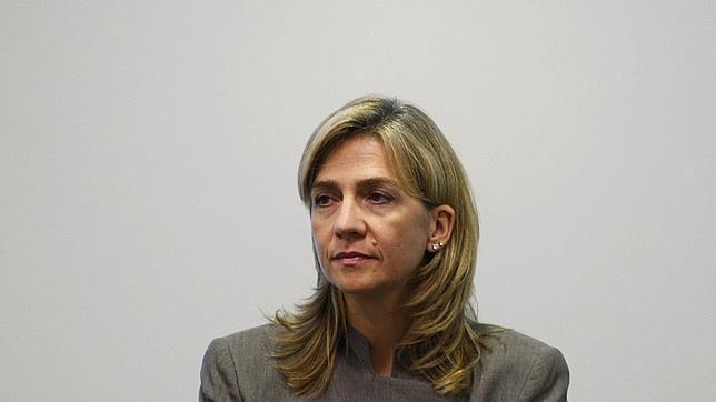 La Infanta Cristina ha sido Imputada