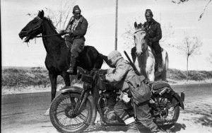motos en lka guerra civil espanola