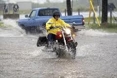 Conduciendo bajo condiciones climáticas adversas