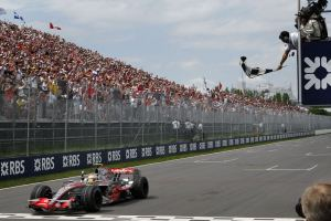 La fórmula 1. Premio o pasión por los autos.
