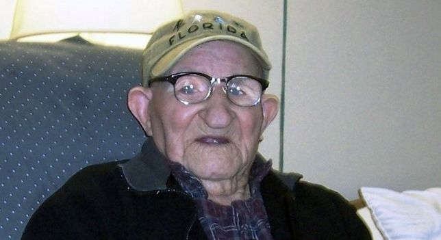 Un Español es el Hombre Más Viejo del Mundo