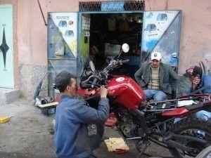 fallo en motos