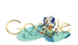 Celia Cruz, protagonista de Google con un Doodle