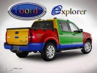 [Curiosidades - Imagenes] Google Ford, Google Explorer