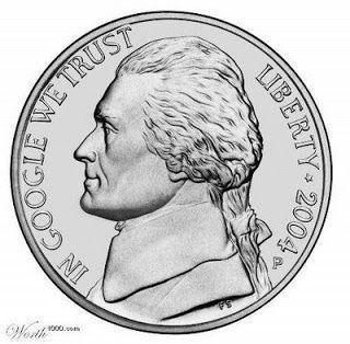 [Curiosidades - Imagenes] Google en moneda