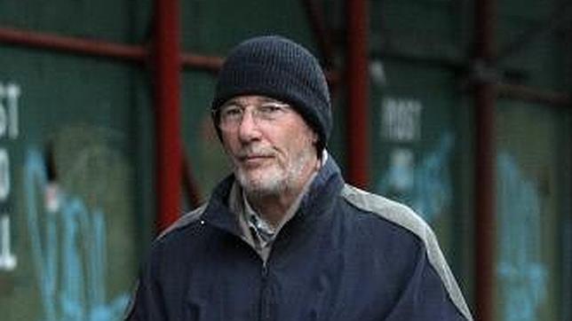 Richard Gere, Confundido con un Mendigo en Nueva York