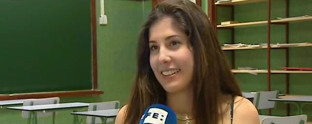 Blanca Díez, la Madrileña con Mejores Notas en Selectividad