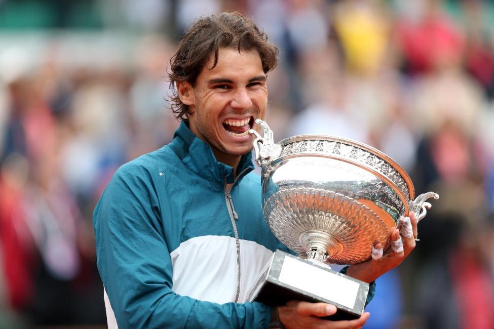 Rafa Nadal hace Historia en Roland Garros