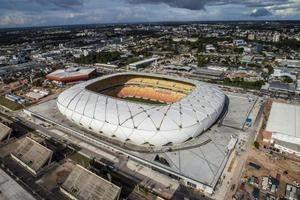 Arena Amazonia: el estadio mundialista que se convertirá en una cárcel