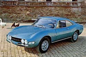 Historia y diseño del automóvil: Fiat