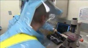 Primer Caso del Virus del Ébola en Madrid