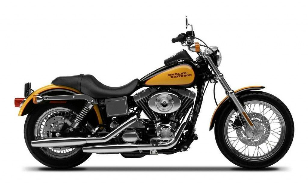 harley FXDL Dyna Low Rider 01