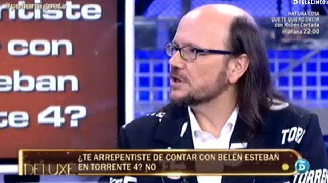 Declaraciones de Santiago Segura sobre Jesulín de Ubrique 5