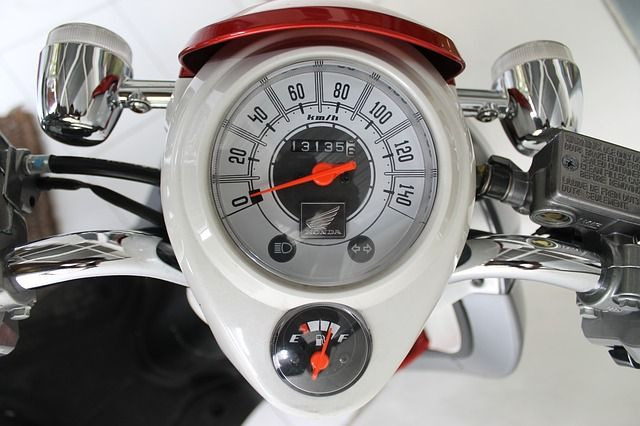 Comprar moto de segunda mano