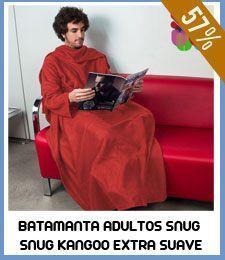 Batamanta Adultos Snug Snug Kangoo Extra Suave