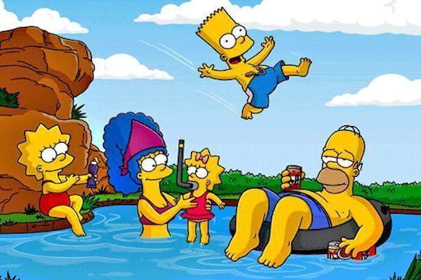 Algunas Curiosidades Sobre Los Simpson (Parte II)