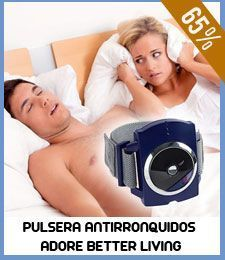 Pulsera Antirronquidos Adore Better Living