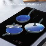 Sartenes Revestimiento Piedra Blue Stone Pan (5 Piezas)