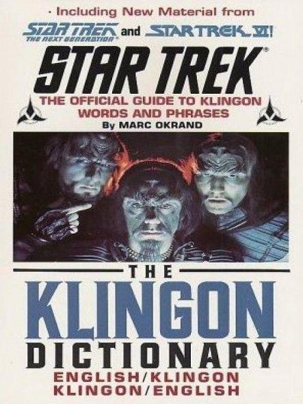 3 Diccionario Klingon