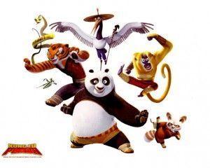 ¡Llega Kunfu Panda 3!