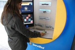 España dividida por sus Bancos