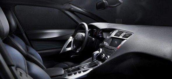 Coche DS 5 - Interior