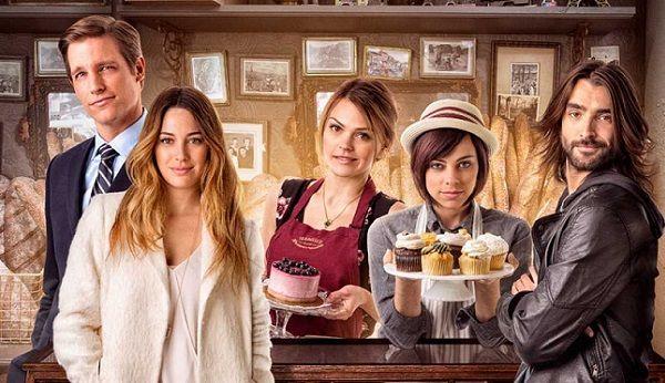 Mi panadería en Broockyn, protagonizada por Aitor Luna y Blanca Suárez
