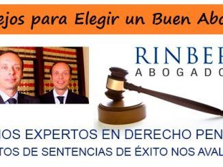 Consejos para elegir abogado