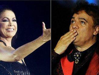 Isabel Pantoja Despide a Juan Gabriel