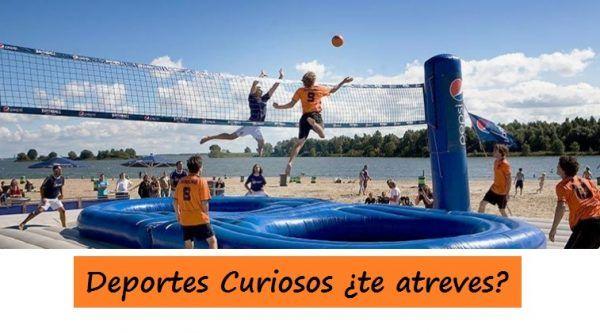 Bubble Football - Deportes Curiosos