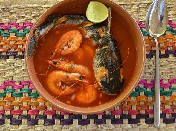 Gastronomía en Cancún