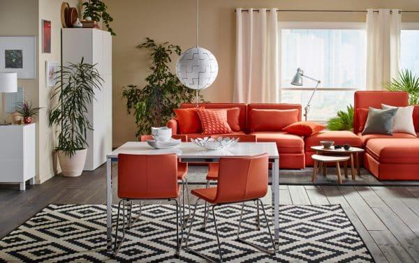 Salones de Ensueño del Catálogo Ikea | Galería de Fotos