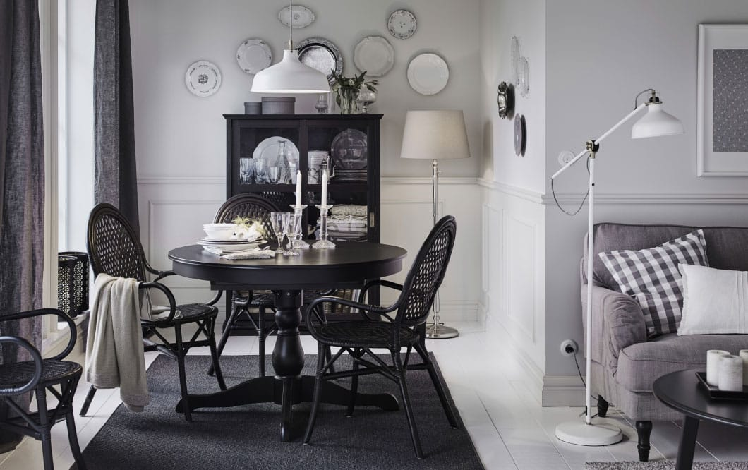 Juego De Comedor Ikea - Diseno De Interiores - Publum.com