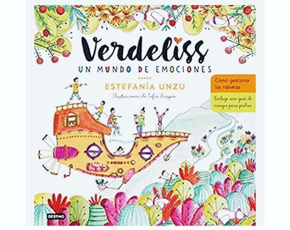Verdeliss Debuta como Autora de Literatura Infantil
