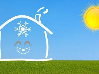 aire acondicionado para casa