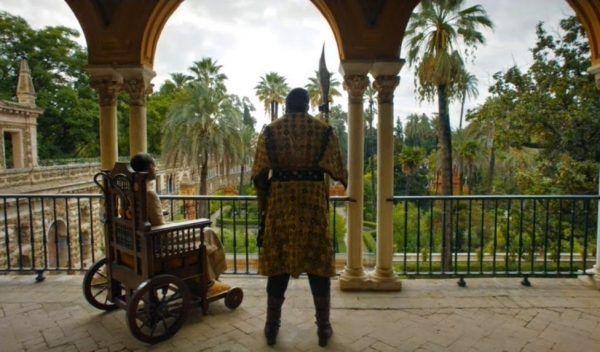 Alcazar de Sevilla - Juego de Tronos