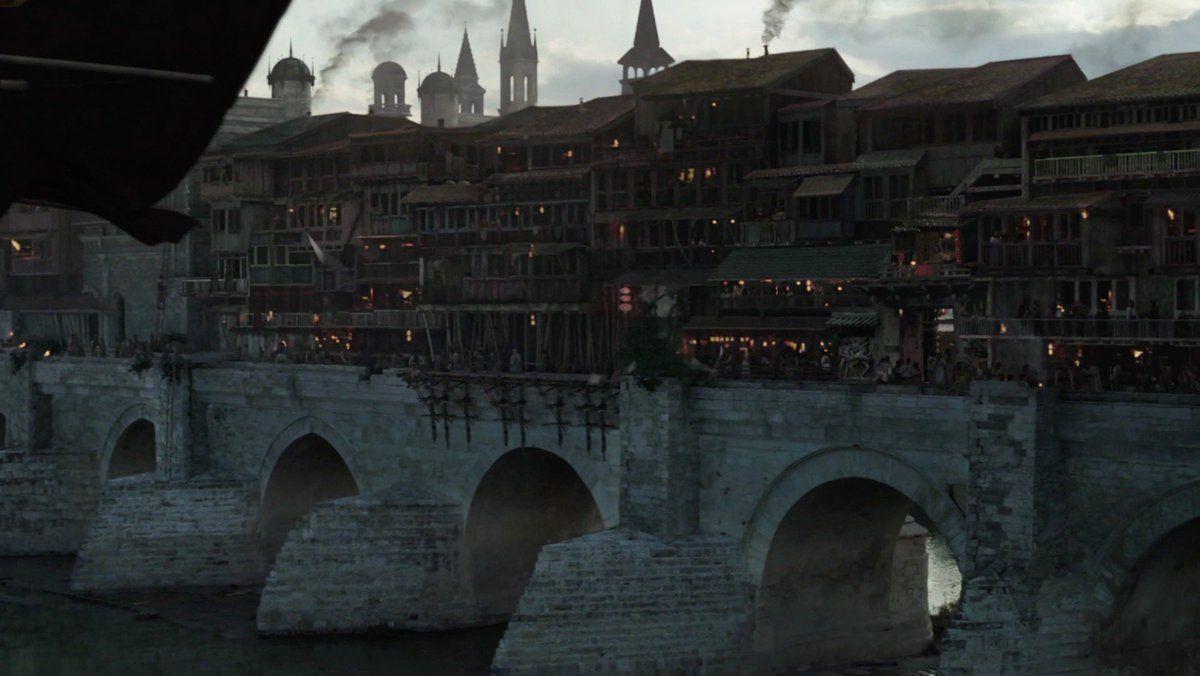 Puente Largo de Volantis - Juego de Tronos