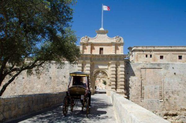 puerta de Mdina - Juego de tronos