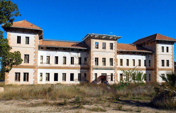 Edificios Encantados