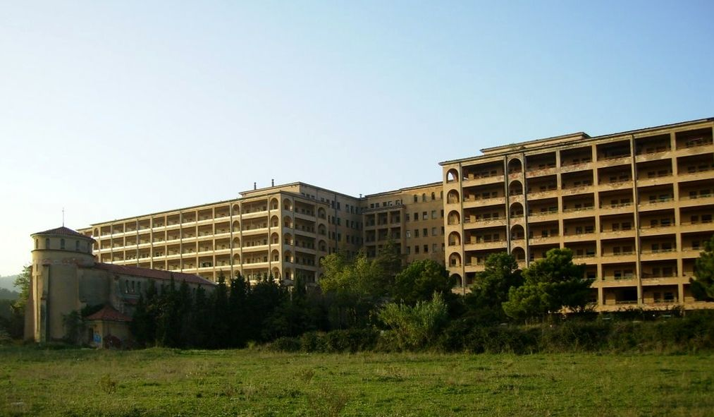 Hospital Torax Tarrasa