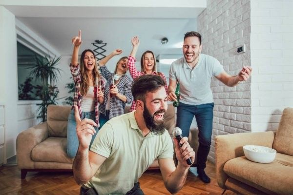 karaoke para fiestas en casa